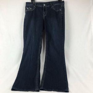 Lane Bryant Women Boot Cut Jeans